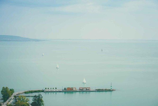 Lake Balaton Helicopter Flight from Budapest