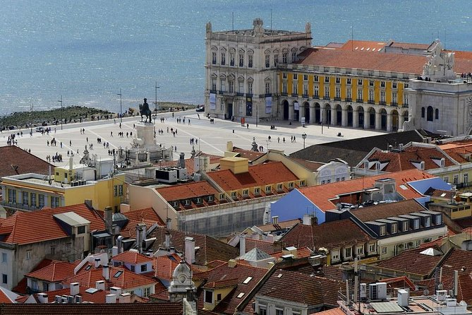 Private full day tour to Lisbon from Oporto Hotel pick up and drop off