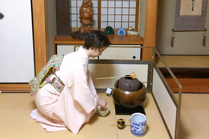 Sweet Making & Tea Ceremony @ Ibaraki photo 1