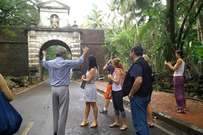 Old Goa Heritage Walk