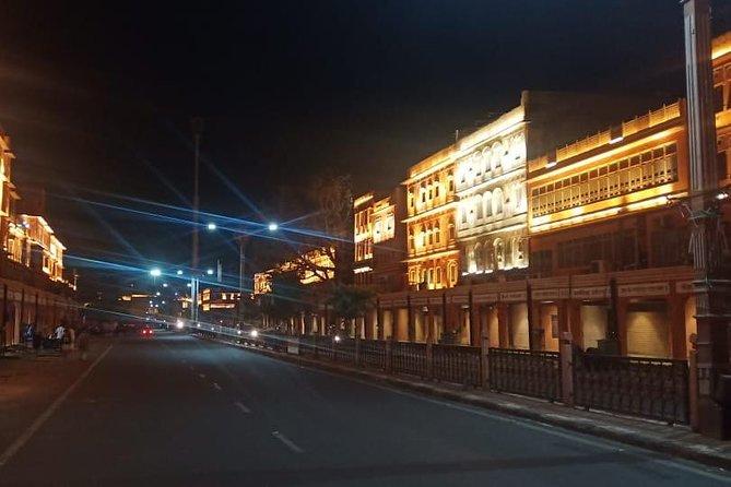Night Tour Of Pink City Jaipur