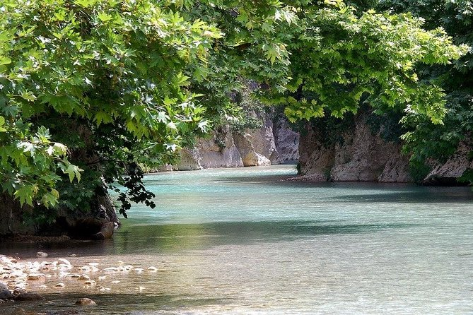 Acheron river & ancient monuments photo 1