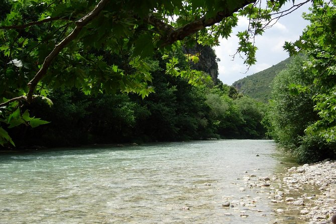 Acheron river & ancient monuments photo 10