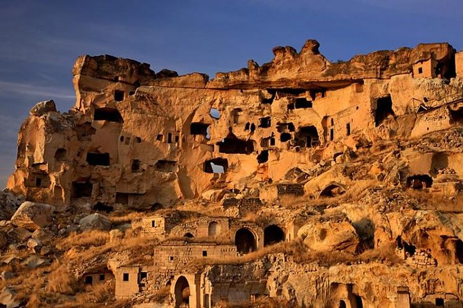 Full-Day Tour in Cappadocia with Goreme Open Air Museum