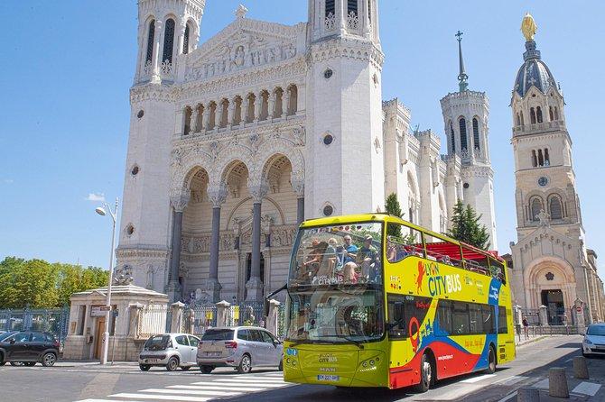 Hop-On Hop-Off Tour of Lyon