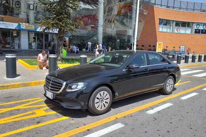 Private Transfer from Naples (Hotel, b&b) to Fiumicino Airport