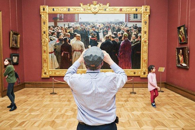 Insider Art Experience - Old Tretyakov Gallery