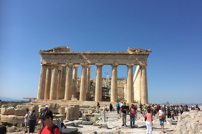 Private Athens Acropolis and New Acropolis Museum Guided Tour Add On