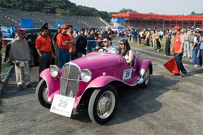 Jaipur Vintage Car Tour