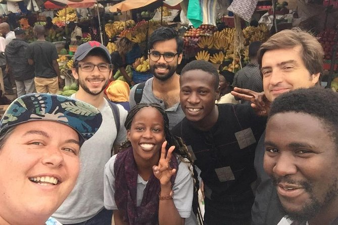 Jinja Walking Tour (3 Hours)