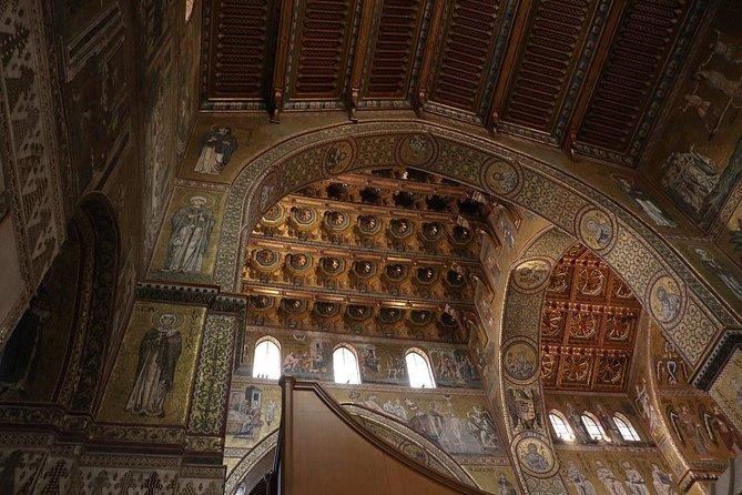 Tour Monreale & Bagheria Guttuso Museum