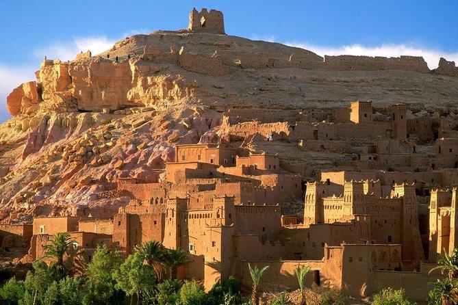 3 Days - Desert Experience Merzouga from Marrakech