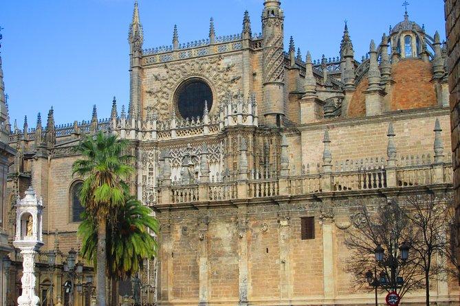 Private Tour Cathedral + Alcazar