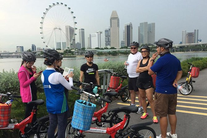 The Singapore River Bike Tour photo 1