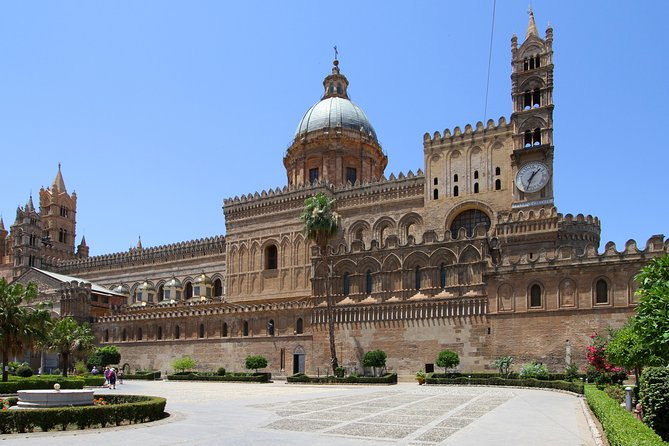 Full day tour of Palermo, Monreale and Mondello