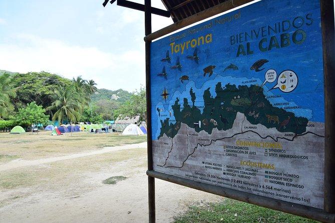 1 dia - parque tayrona, comunidad kogui y cabo san juan del guía.