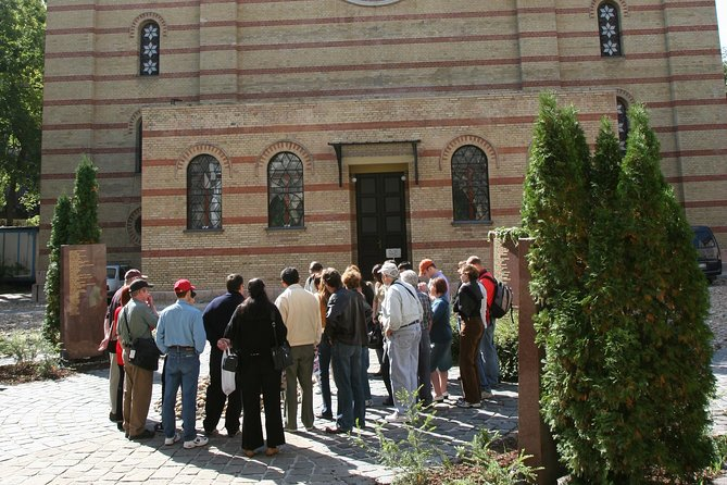 Private Jewish Heritage Tour including Hotel Pickup