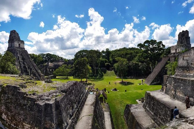 Tikal day Tour by air with Shuttle Service