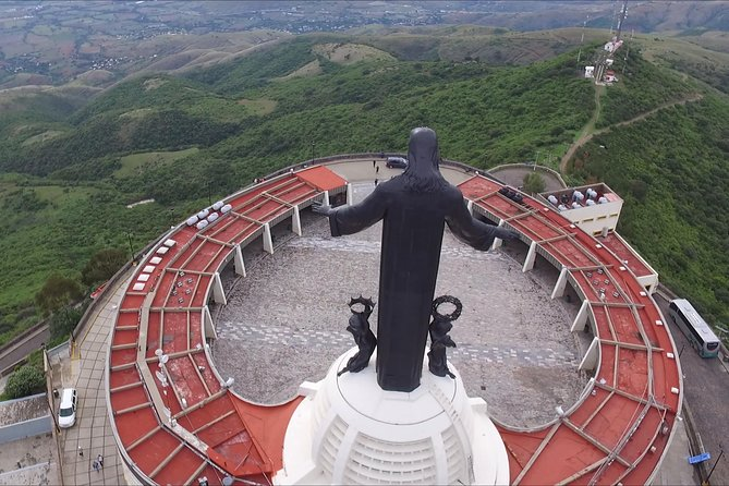 Tour and tour to Cerro del Cubilete or Cristo Rey