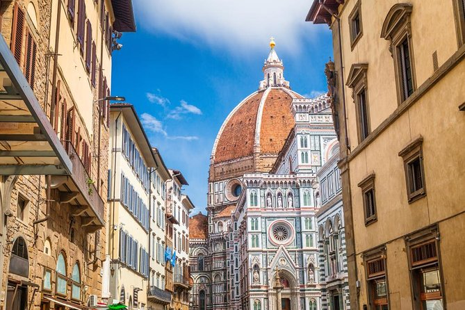 Best of Florence walking tour with optional skip the line visit to the Duomo