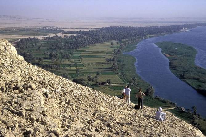 Day Tour to Al Meneya l Tel Alamarna and Beni Hassan From Cairo