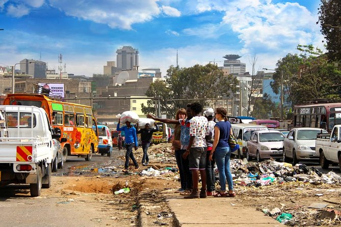 Kibera Slum Guided Day Tour from Nairobi