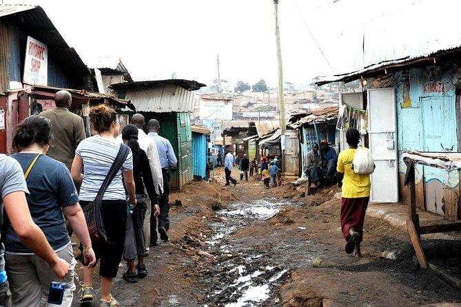 Nairobi Guided Tour to Kibera Slums