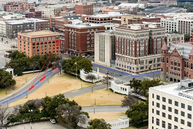 JFK Assassination Bus Tour + 6th Floor Museum & Oswald Rooming House