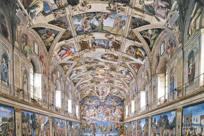 Vatican Museums and Sistine Chapel Tour photo 6