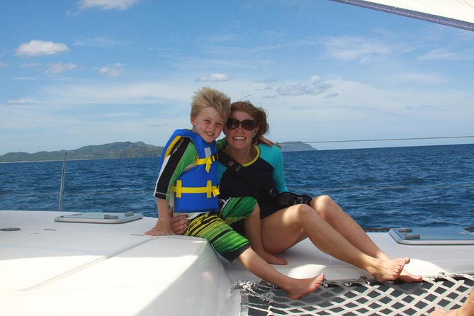 Private Morning Catamaran tour