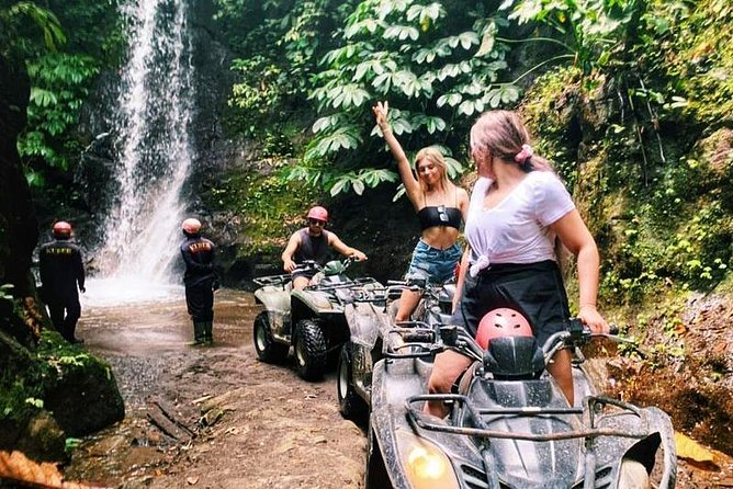 Adventure Jungle, Cave & Waterfall ATV Ride