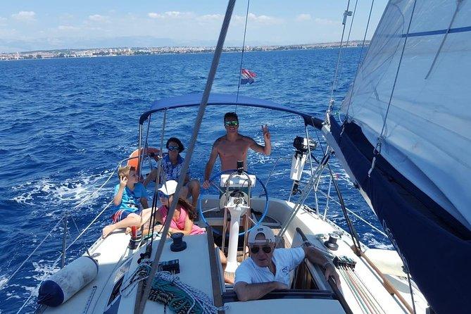Full day sailing tour in Zadar archipelago
