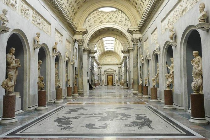 Vatican Museum & Sistine Chapel Fast-track entry Tickets photo 1