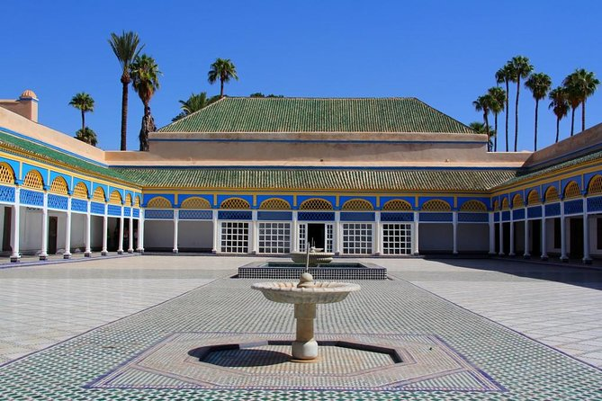 1 day City tour of Marrakech