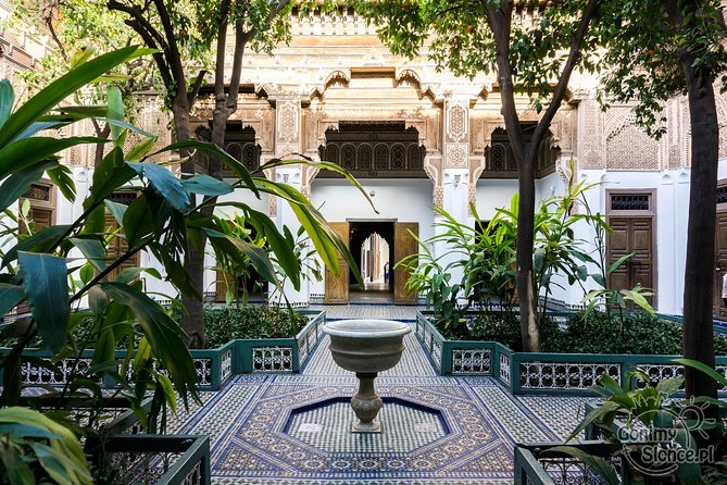 1 day City tour of Marrakech in private