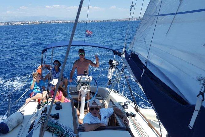 Private Full Day Sailing in Zadar Archipelago