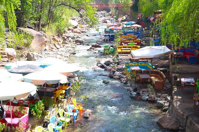 Ourika valley Day Tour And Camel Ride From Marrakech