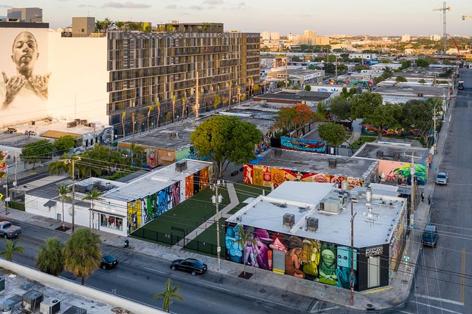Official Street Wynwood Walls Tour from Owners and Operators