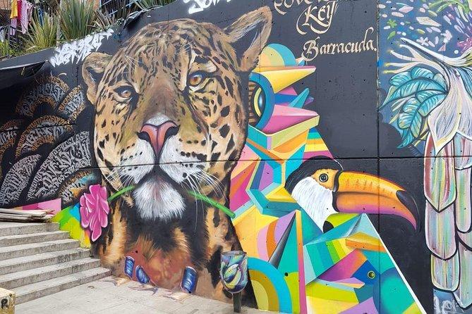 Comuna 13 Medellín Private Tour