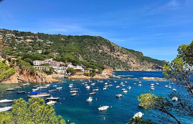 Royalty Costa Brava the Bluest Sea, Sites and Taste – Private Tour
