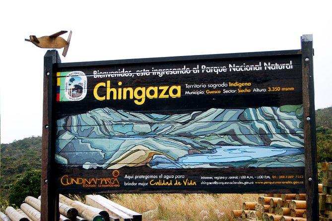 Private Chingaza moor tour.