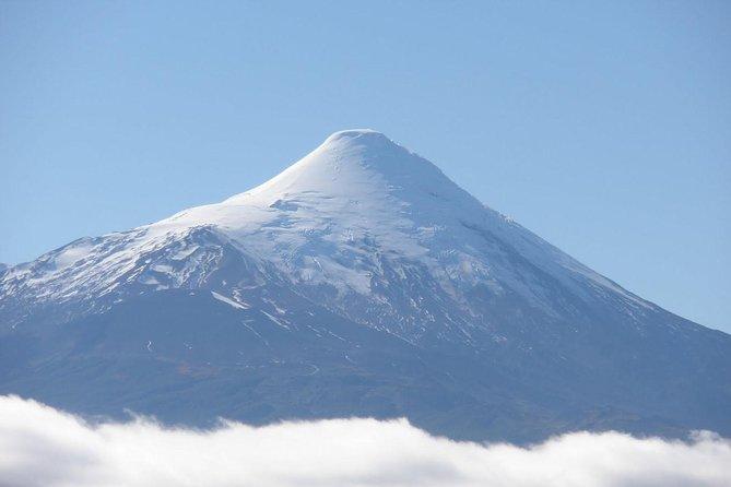 Mount Tronador and the Black Glacier Day Tour