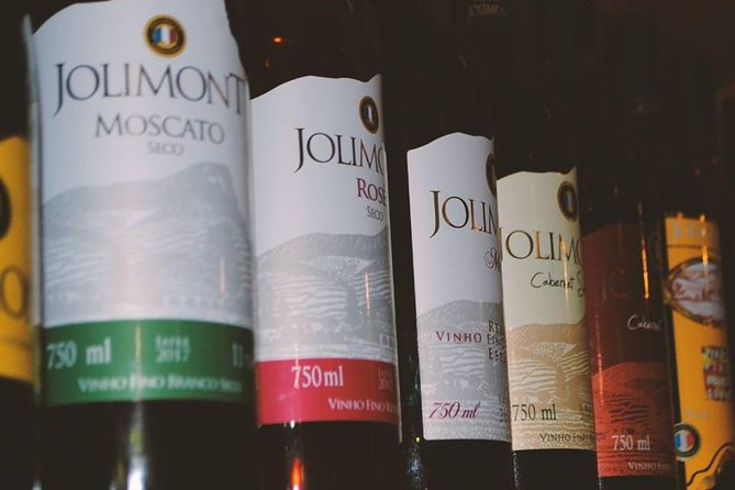 Jolimont Wine Tasting Ticket + Gift - By Brocker Turismo