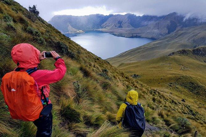 Private Mojanda Lagoon & Volcan Fuya Fuya Hike