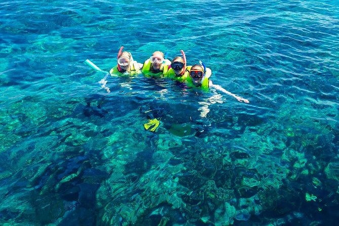 Florida Keys Afternoon Reef Snorkel & Sail Adventure