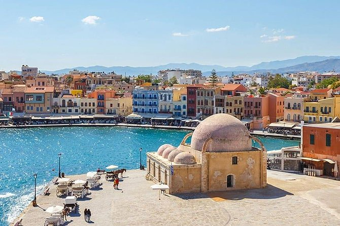 Chania Old Town Private Tour