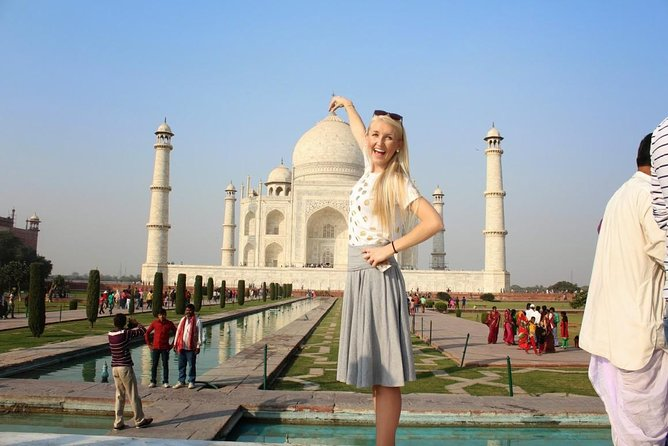 Private Tour: 08-Hours Taj Mahal Sunrise Tour