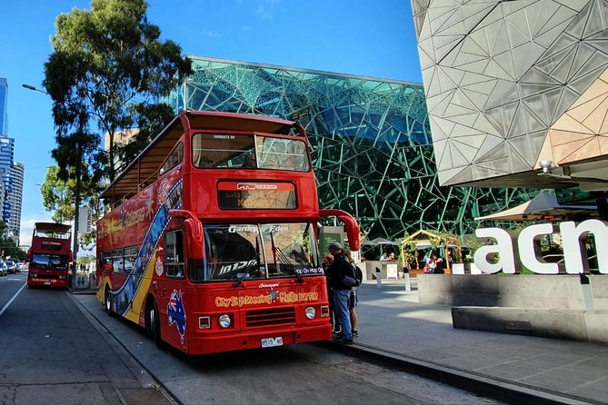 City Sightseeing Melbourne 24 Hour Bus with Eureka Skydeck Entry