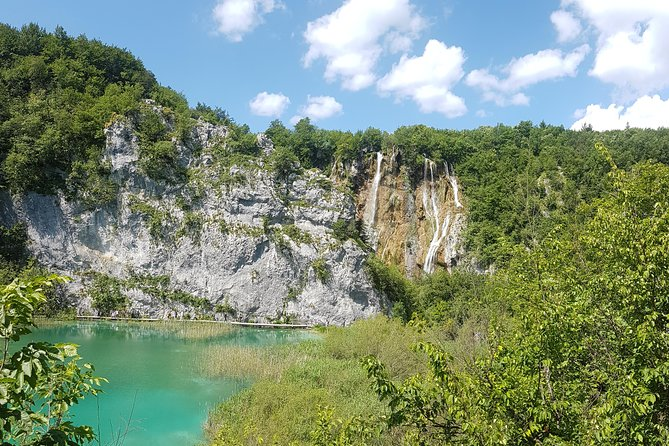 Private tour to Plitvice Lakes from Zadar with drop off in Zagreb