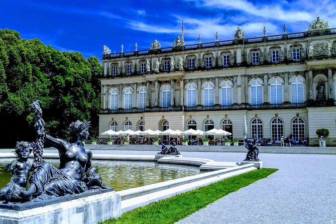 MY*GUiDE King Ludwig's UNCROWDED PALACES Linderhof & Herrenchiemsee from Munich